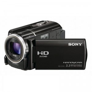 Sony HDR-XR160 High Definition Handycam Camcorder